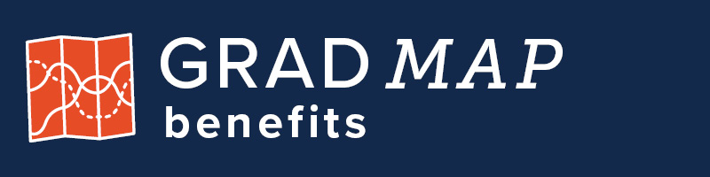 GradMAP benefits