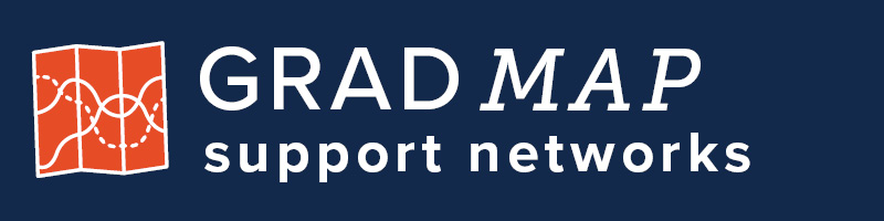 GradMAP Support Networks