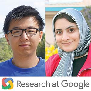 Google Research Logo and fellows