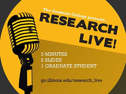 Research Live! Poster