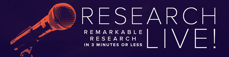 Research Live! header