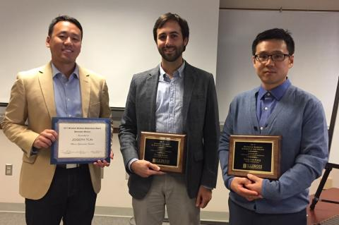 16th Annual Robert Ferber and Seymour Sudman Dissertation Award Winners