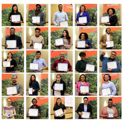 Celebrating Diversity, Recognizing Excellence in research, teaching or service
