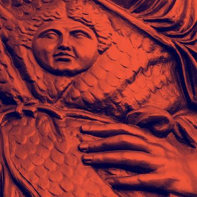 Alma Mater sculpture
